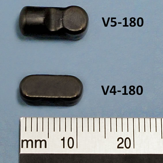 The project will use the very small Vemco v5 Acosutic tags in smolts