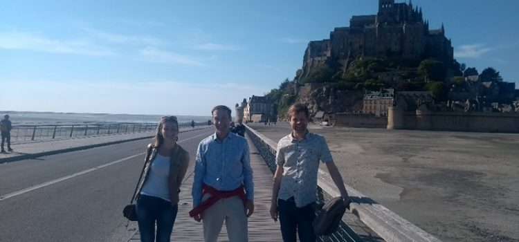 SAMARCH Forum event Mont Saint Michel, Normandy, France 16th – 18th of May 2018