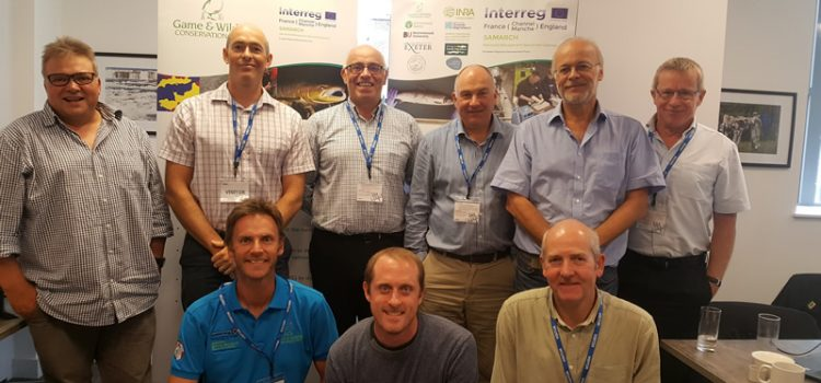 Latest SAMARCH developments shared at Fisheries meeting