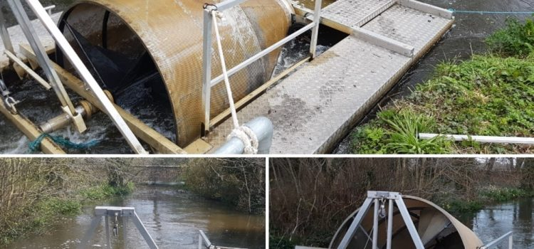 Reflecting on the 2018 smolt run working with the GWCT
