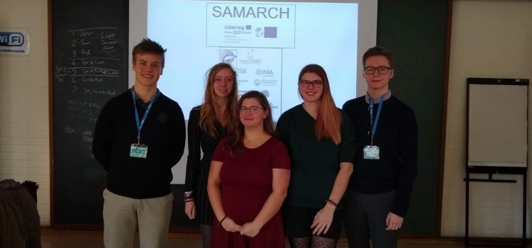 Agrocampus students produce two videos to aid the recovery of tags from our adult sea trout