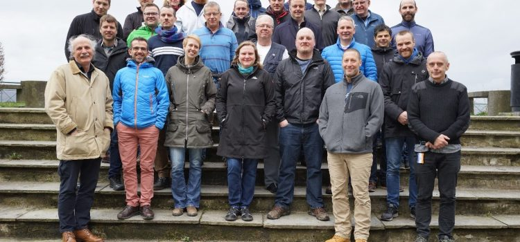 SAMARCH at the 2019 ICES Working Group of North Atlantic Salmon